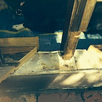 Window Sill Repairs During