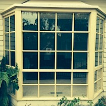 Bay Window Project After